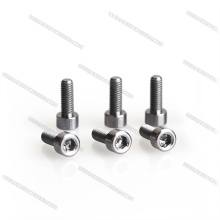 Professional Titanium socket screws M3